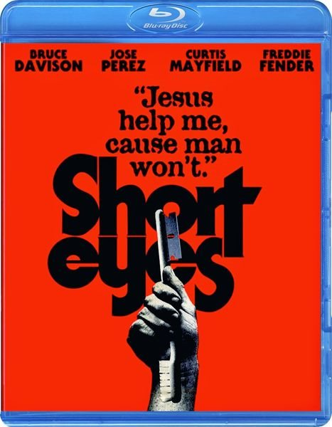Педофил / Short Eyes (1977) DVDRip | AVO