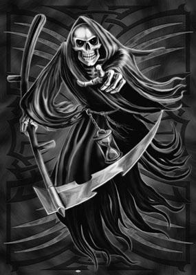 Поговорим о смерти...