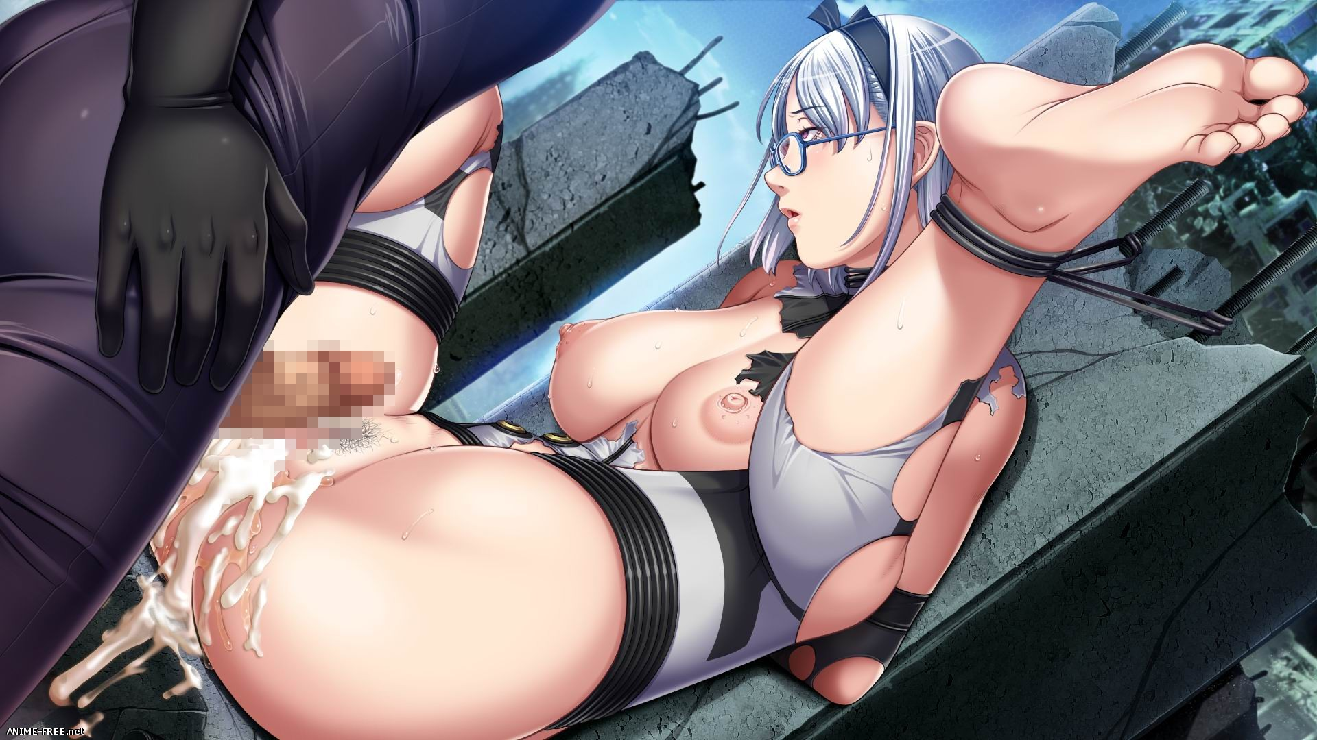 Closed Game [HCG] [Cen] [JPG] Hentai ART