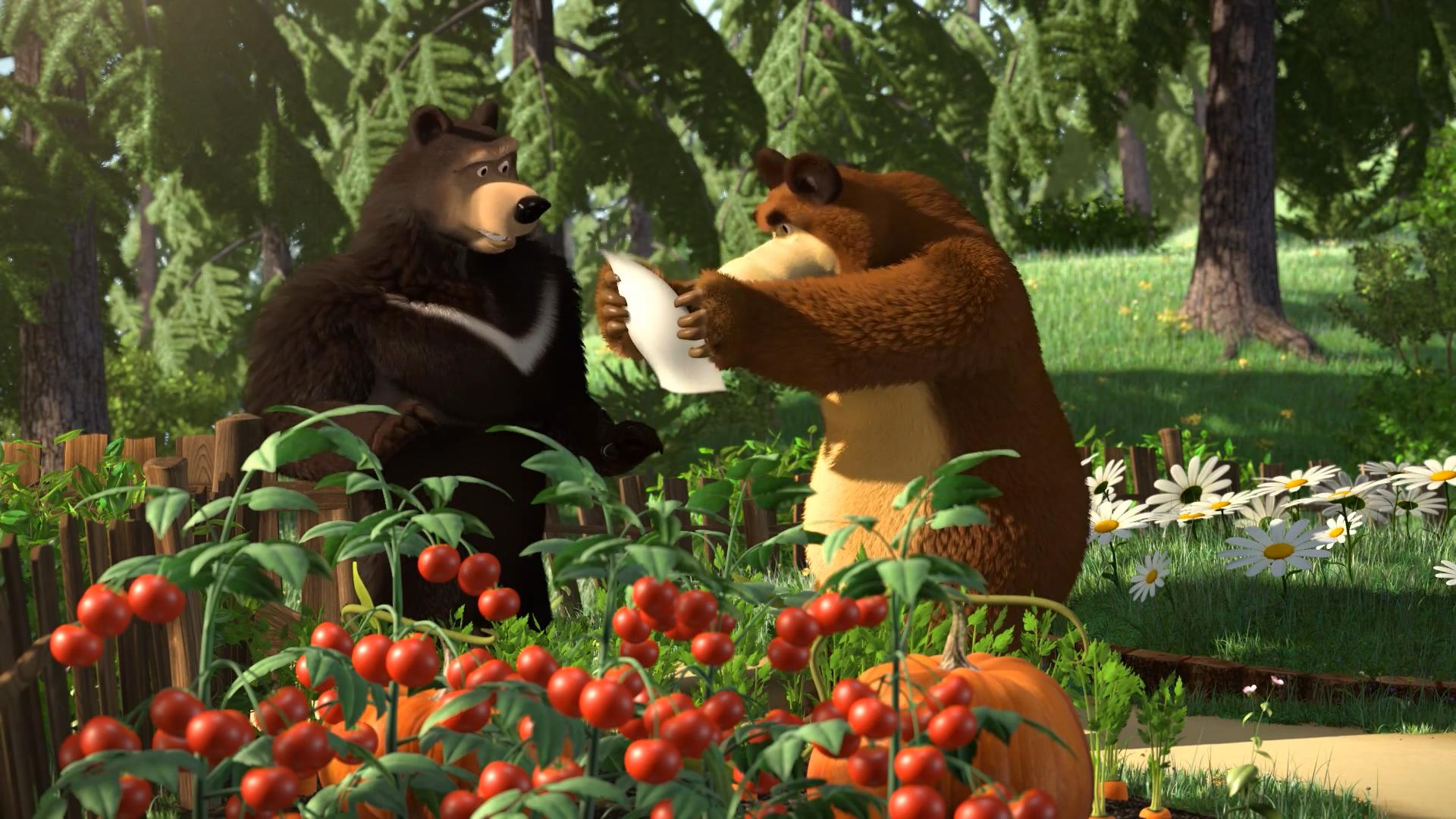 Маша и Медведь 51 скачать торрент