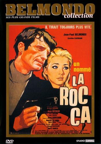 Месть марсельца / Un nomm&#233 La Rocca (Жан Беккер / Jean Becker) [1961, Италия, Франция, драма, DVD9 (Custom)] MVO + Sub Eng + Original Fre