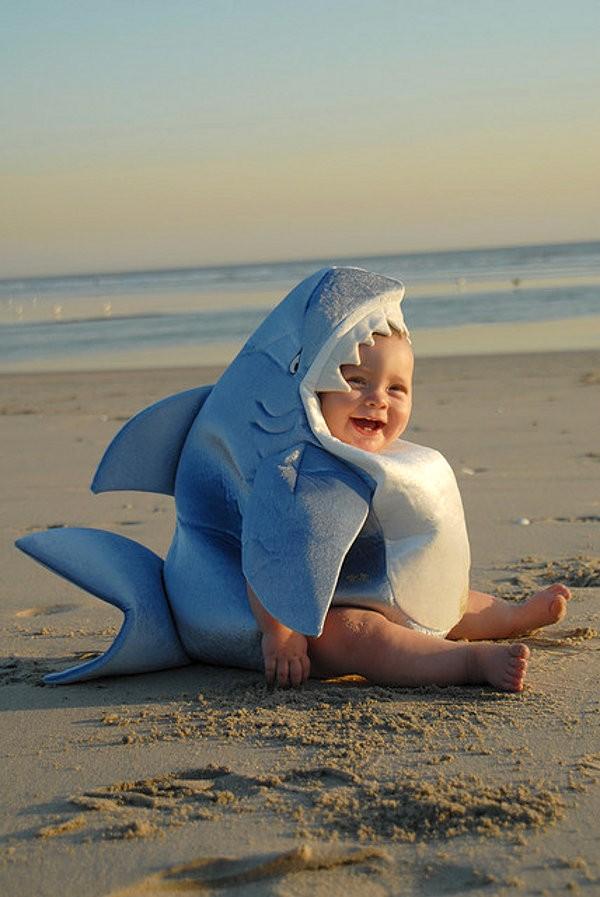 Личинка акулы