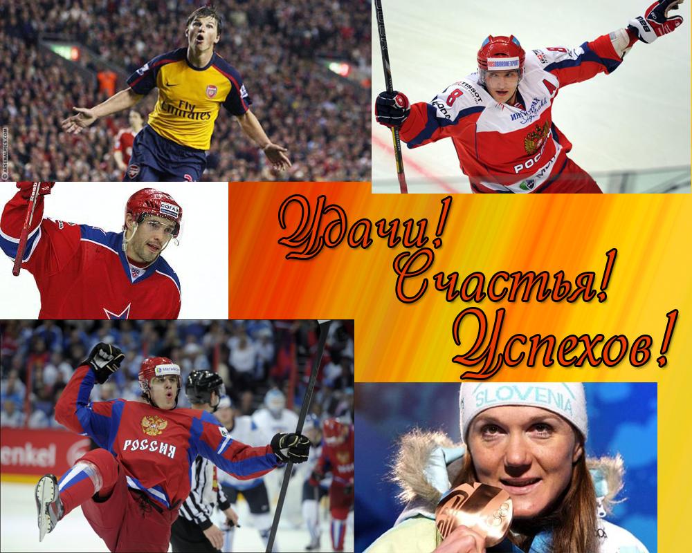 Поздравление на день хоккея