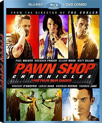 ������� �������� / Pawn Shop Chronicles (2013) BDRip 1080p | DUB