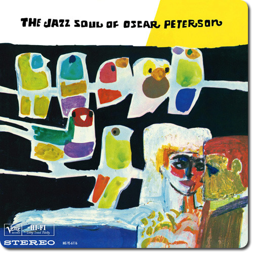 [TR24][OF] Oscar Peterson - The Jazz Soul Of Oscar Peterson - 1959 / 2015 (Bop)