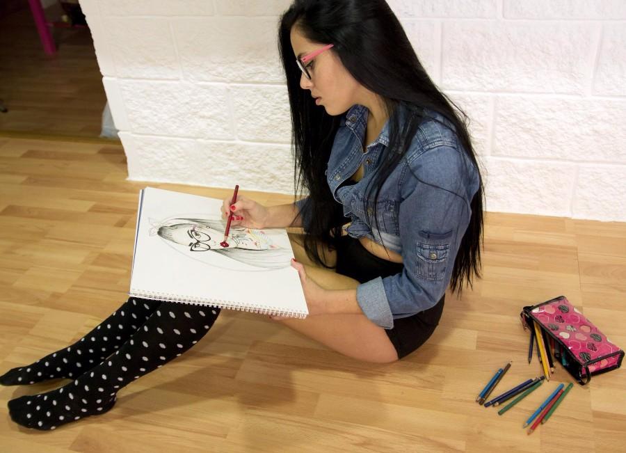 Практика в рисовании