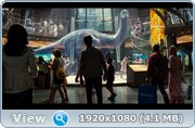 Мир Юрского периода / Jurassic World (2015) Blu-Ray 1080p | DUB