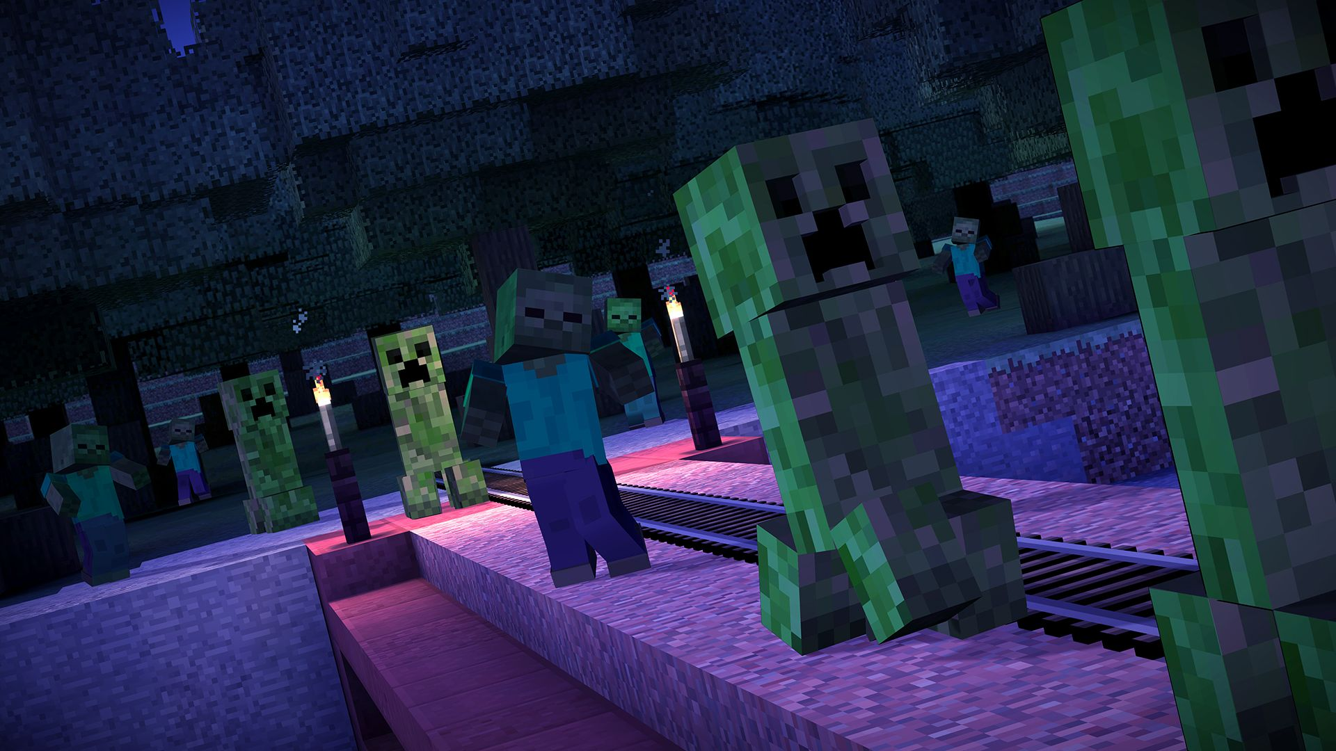 Второй скриншот Minecraft: Story Mode - Episode 3