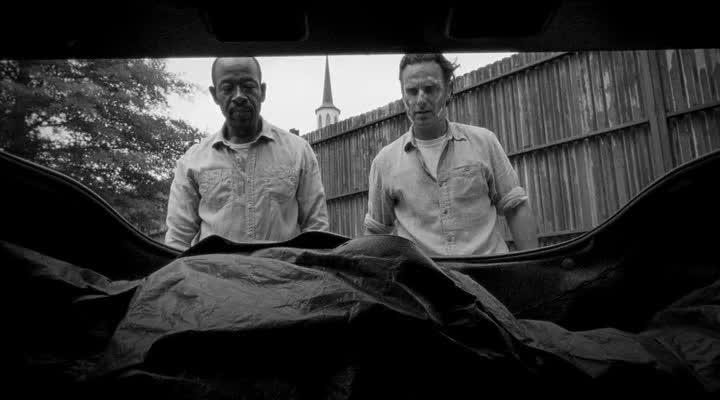 Ходячие мертвецы [06 сезон: 01-08 серии из 16] | WEB-DLRip | Baibako