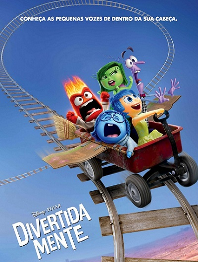 Головоломка / Inside Out (2015) (BDRip 720p) 60 fps