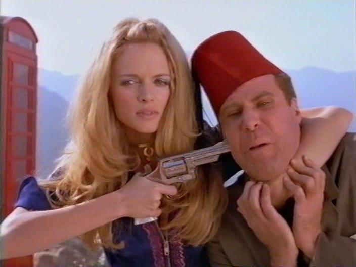 Остин Пауэрс Шпион который меня соблазнил (1999) скачать торрент