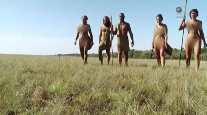 Discovery. Голые и напуганные XL [01 сезон: 01-10 серии из 10] | HDTVRip