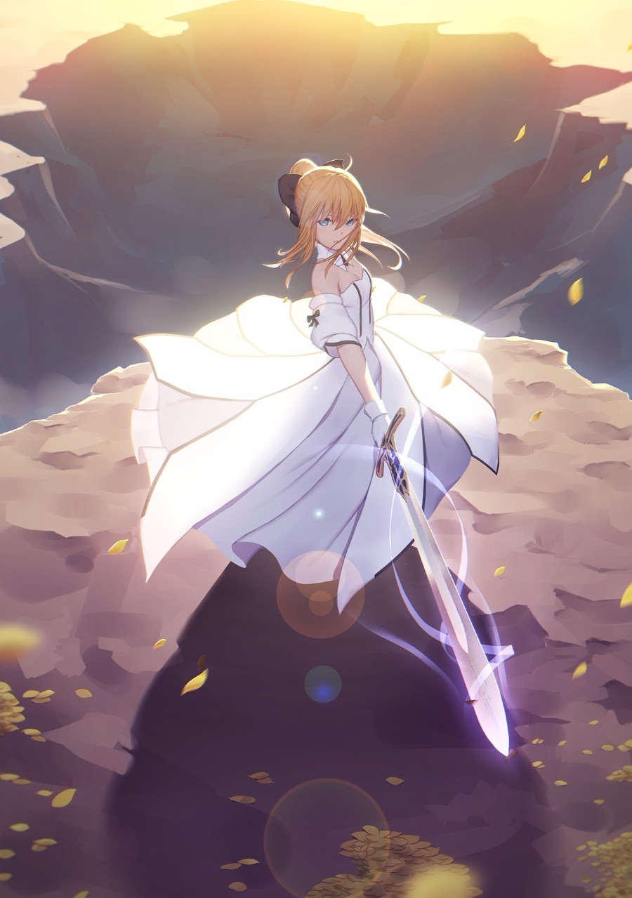Saber Lily