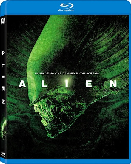 Чужой / Alien (1979) BDRip-AVC | Theatrical cut | 60 fps