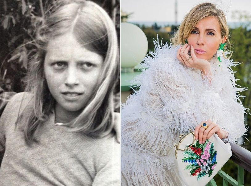 Тата бондарчук фото до и после пластики