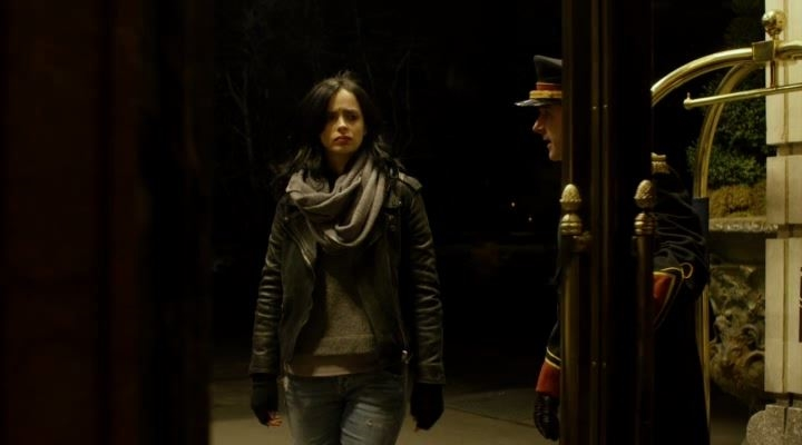 Джессика Джонс [01 сезон: 01-13 серии из 13] | WEBRip | BaibaKo