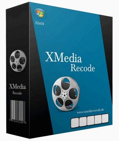 XMedia Recode 3.3.3.8 + Portable (x86-x64) (2016) Multi/Rus
