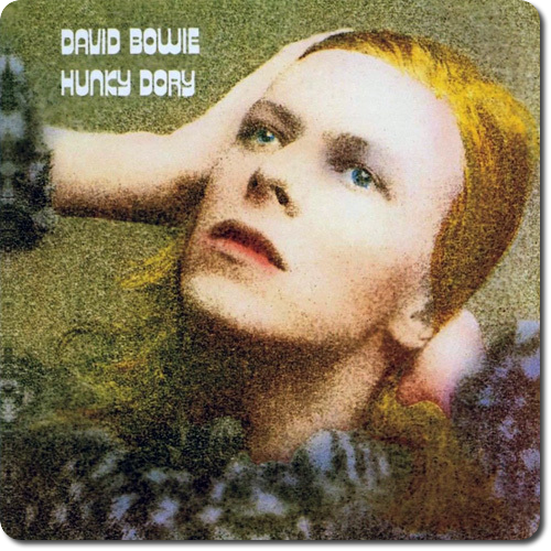 [TR24][OF] David Bowie - Hunky Dory - 1971 / 2015 (Rock)