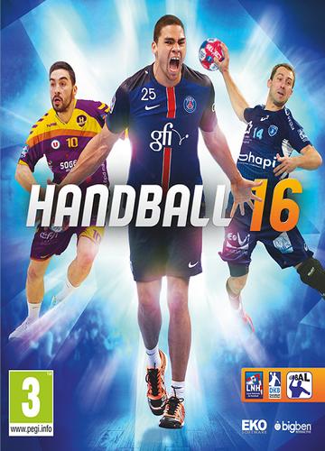 Handball 16 [L] [ENG / MULTI6] (2015)