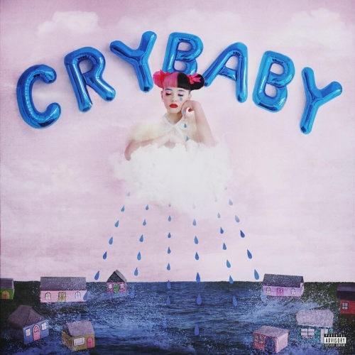 (Indie Pop, Alternative)[CD] Melanie Martinez - Cry Baby - 2015, FLAC (tracks+.cue), lossless