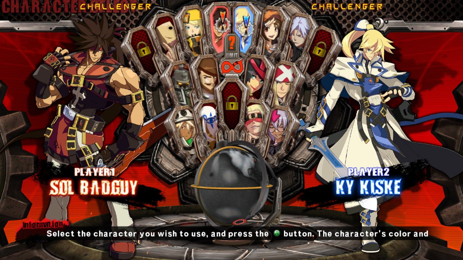 Второй скриншот Guilty Gear Xrd -Sign-
