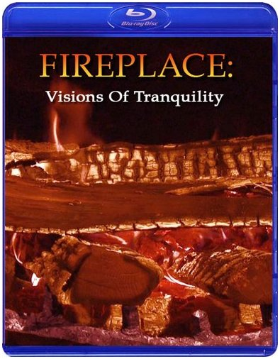 ����������� �����/HDScape: Fireplace - Visions Of Tranquility