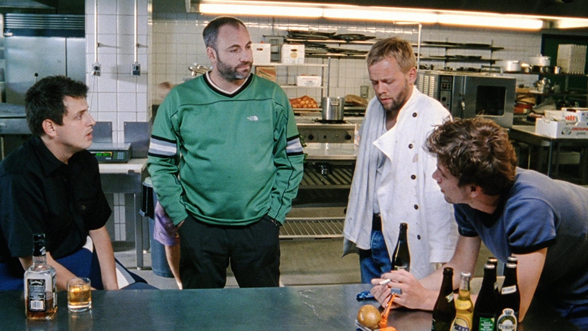 Быстрые стволы / I Kina spiser de hunde (1999) BDRemux 1080p