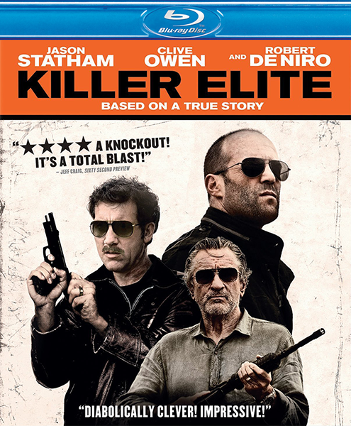 Профессионал / Killer Elite (2011) BDRip 720p | D, A