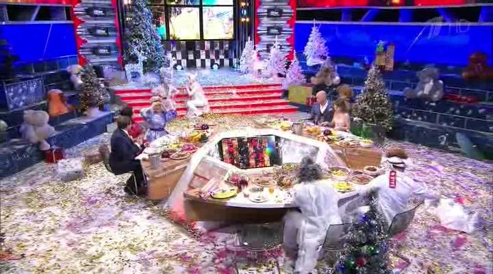 Новогодняя ночь на Первом (1-2 часть из 2) (2016) HDTVRip