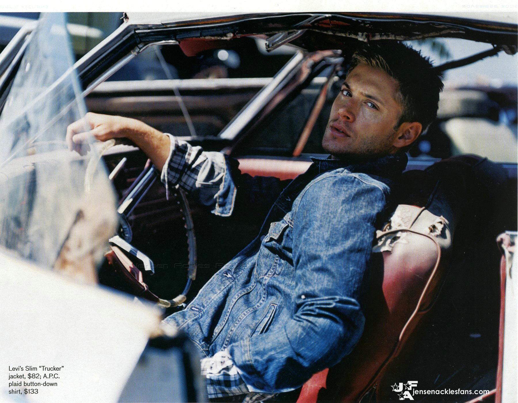 اهنگ زنگ گیم اف ترونز Jensen Ackles Wallpapers (79 )