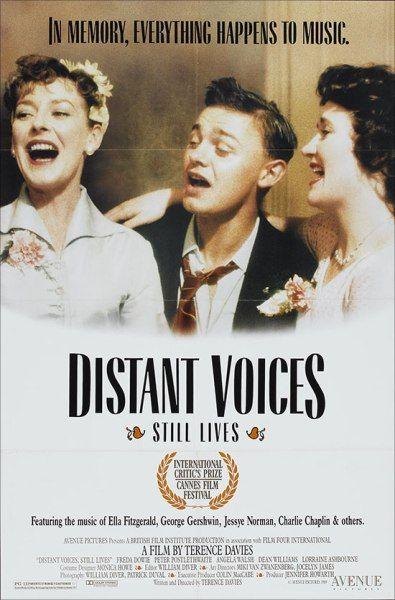 Далёкие голоса, застывшие жизни / Distant Voices, Still Lives (Теренс Дэвис / Terence Davies) [1988, Великобритания, драма, автобиография, DVDRip] MVO + original