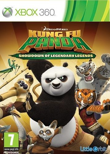 Kung Fu Panda: Showdown of Legendary Legends | XBOX 360