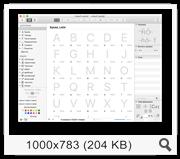 Glyphs 2.4 (2016) Multi/Rus
