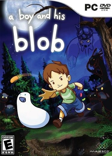 A Boy and His Blob (2016) PC | Лицензия