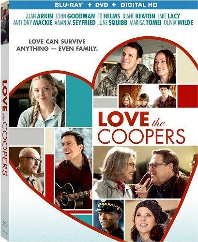 Love the Coopers 2015 BRRip XviD AC3-EVO