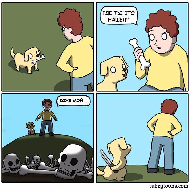 Человеческая кость