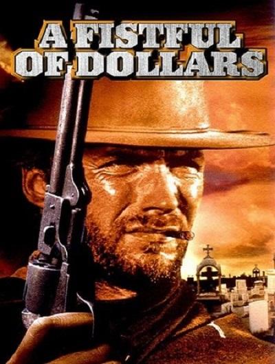 За пригоршню долларов / Per un pugno di dollari (1964) (BDRip-AVC) 60 fps