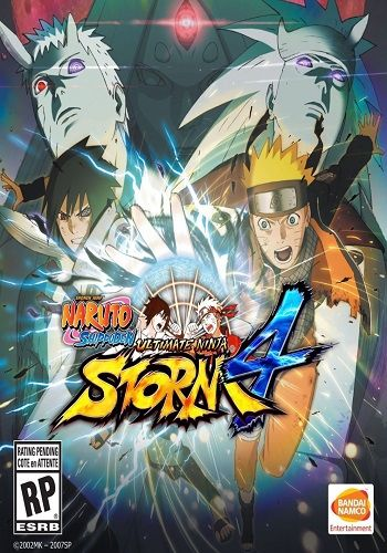Naruto Shippuden: Ultimate Ninja Storm 4 Deluxe Edition [Steam-Rip] [RUS / ENG / MULTI9] (2016) (1.03 + 7 DLC) [Update 3]
