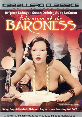 Обучение Баронессы / Тонкие стороны / Education Of The Baroness / Parties fines (1977) DVDRip |