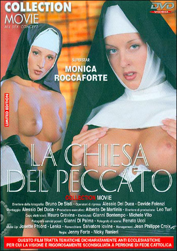 Церковь греха / La Chiesa Del Peccato (1998) DVDRip |