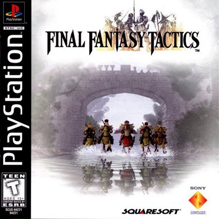 Anthology Final Fantasy / Final Fantasy Best Collection (1991-2003) [PS1] [NTSC-U/PAL] [Unofficial] [Ru]