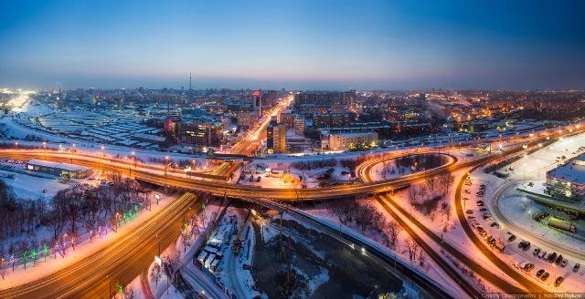 Челябинск. Погода