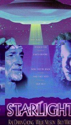 Свет звезды / Звездный свет / Starlight (Джонатан Кэй / Jonathon Kay) [1996, Канада, фантастика, TVRip] MVO