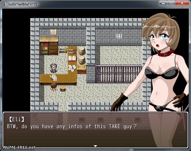 Bounty hunter girl is a hentai! [2012] [Cen] [jRPG] [ENG,JAP] H-Game