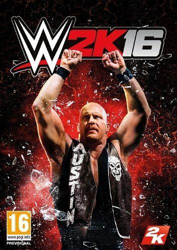 WWE 2K16 [ENG/MULTi6] (2016)