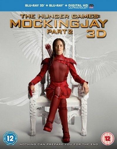 Голодные игры: Сойка-пересмешница. Будем бить баклуши. Часть II 3D Горизонтальная стереопара/The Hunger Games: Mockingjay - Part 2 3D Half Side-by-Side