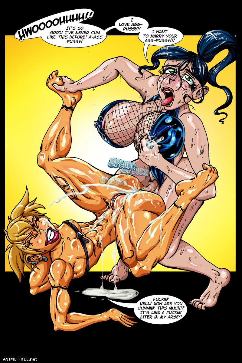 ��������-�������� ����� 1-17 / Banana Cream Cake 1-17 [Uncen] [ENG] Porno Comics