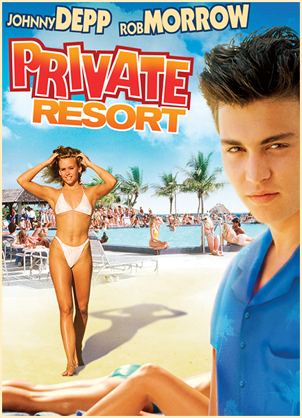 Частный курорт / Private resort (1985) BDRip 720p от Koenig | P, A