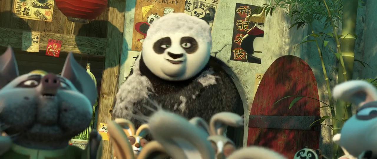 Кунг-фу Панда 3 / Kung Fu Panda 3 [2016] WEB-DL (H.264/720p)