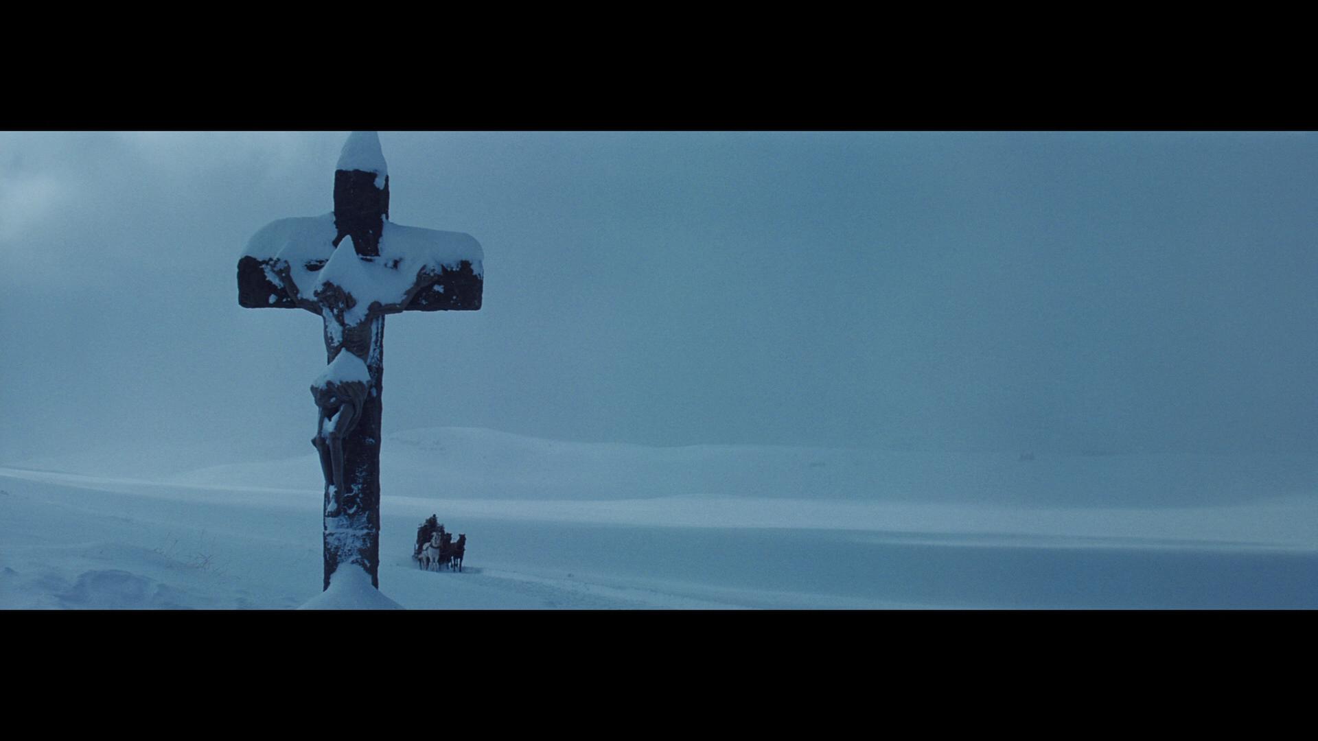 Омерзительная восьмерка / The Hateful Eight (2015) BD Remux | Лицензия